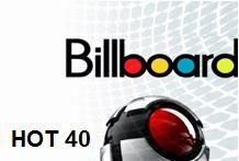 BILLBOARD HOT 40 (kartojimas)
