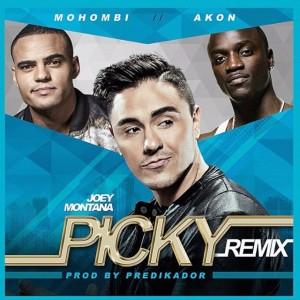 Joey Montana Featuring Akon & Mohombi picky