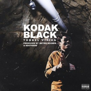 Kodak Black tunnel vision