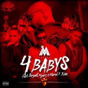 Maluma Featuring Bryant Myers X Noriel X Juhn cuatro