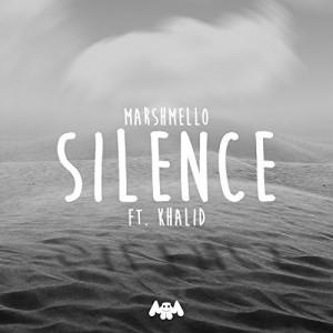 Marshmello feat. Khalid silence