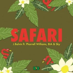 J-Balvin-–-Safari-feat.-Pharrell-Williams-BIA-Sky-Official-Video